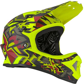 O'Neal Backflip Casco Muerta, olive/green